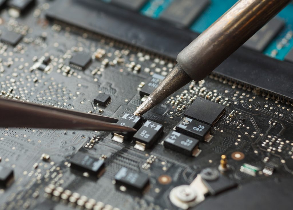 railways electronic repair